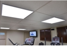 LED panel light in USA